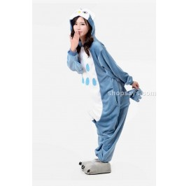 Night Owl Unisex Adult Pajamas Cosplay Kigurumi Onesie Anime Costume Sleepwear