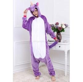 Unicorn Adult Pajamas Cosplay Kigurumi Onesie Anime Costume Sleepwear