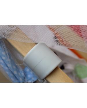 Baby 90/ 110cm Mesh Mosquito Netting Universal Carriage Crib