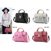 Elegant Korean Fashion Crossbody Sling Shoulder Bag