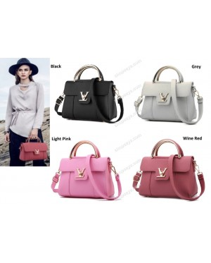Elegant Korean Fashion Crossbody Sling Shoulder Bag