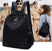 Korean Star-stud Shoulder Backpack