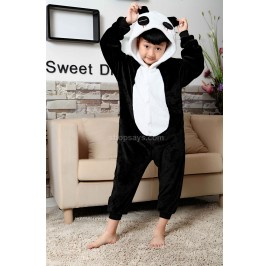 Panda Kids Children Pajamas Cosplay Kigurumi Onesie Anime Costume Sleepwear