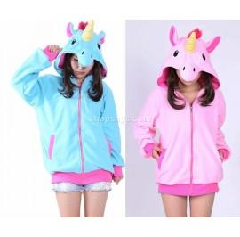 Unicorn Hoodie Jacket
