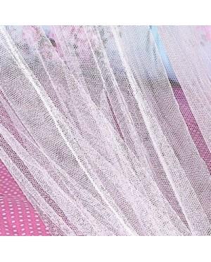 Lace Canopy Netting Round Dome Mosquito Net Kelambu (King 1 Door)
