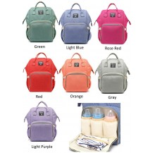 Backpack Mummy Bag Maternity Diaper Bag Large Capacity Baby Travel