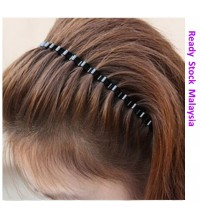 2 pcs Men Women Unisex Styling Tool Hair Head Band Headband Hairband Accessories