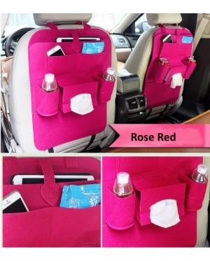 Car Backseat Organizer Multi-Pocket Storage