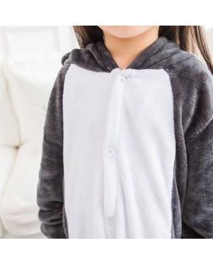 Wolf Kids Children Pajamas Cosplay Kigurumi Onesie Anime Costume