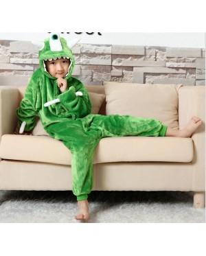One-eyed Monster Kids Children Pajamas Cosplay Kigurumi Onesie Anime Costume