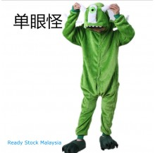 One-eyed Monster Kids Children Pajamas Cosplay Kigurumi Onesie Anime Costume