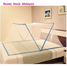 READY  Roll-over Mosquito Kelambu Net for Bed/ Picnic/ Outing